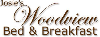 Woodview B&B Logo